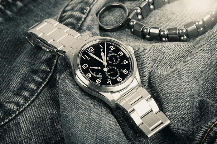 Rodzaje zegarków