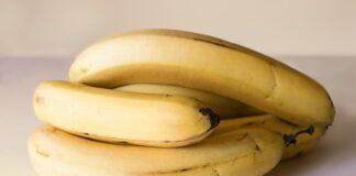 Banany warto jeść po treningu